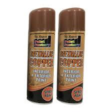 metallic copper spray paint interior u0026 exterior spray aerosol