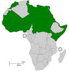 The Sahel Map File Community Of Sahel Saharan States Map Svg Wikimedia Commons