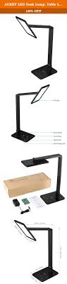 table l with usb charging port aukey led desk l table l with extra large panel usb charging