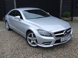 Mercedes Cls 350 Cdi Amg Sport Blue Efficiency Sport 7g Tronic