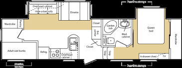 Montana Fifth Wheel Floor Plans 2007 Keystone Montana Mountaineer Edition Fifth Wheel Rvweb Com