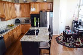 choosing flooring and countertops put that on your blog kit fam 6