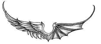 Tattoo Ideas Of Angels Angel Devil Wings Tattoo 4 Tattoo Design Of Angel Tattoo