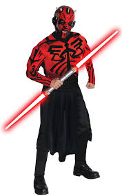 muscle chest darth maul star wars costume mr costumes