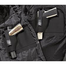 leather biker gear guide gear concealment leather biker jacket black 150790