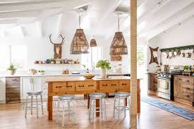 Cottage Kitchen Islands 50 Best Kitchen Island Ideas Stylish Designs For Kitchen Islands