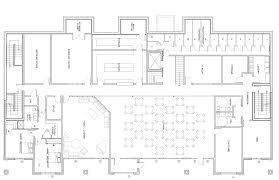cohousing floor plans common house floor common house floor plans pinterest