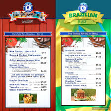 photo booth prices photos from menu boards and prices for 2017 seaworld orlando