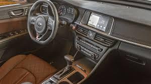 Optima Kia Interior 2016 Kia Optima Ex Review With Photos Specs And Price