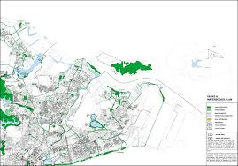 ura master plan 2008 for north east region punggol central