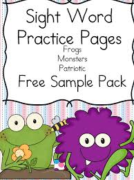 preschool sight words mrs karles sight and sound reading