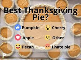 what s the best pie at thanksgiving orange county families weigh