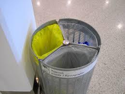 poubelle de bureau tri selectif tri