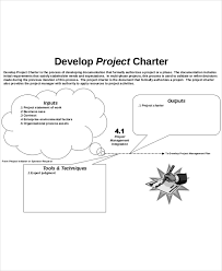8 project charter templates free pdf word documents download