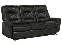 Best Power Recliner Sofa Best Home Furnishings Felicia Small Scale Power Reclining Sofa