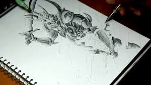 drawing black luster soldier yu gi oh youtube