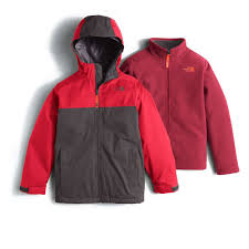 Children S Clothing Clearance The North Face Boy U0027s Chimborazo Triclimate Jacket At Moosejaw Com