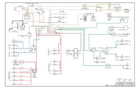house wiring diagram of a typical circuit for house wiring
