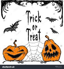 halloween invitations background halloween vector card bats fly pumpkins stock vector 445423285
