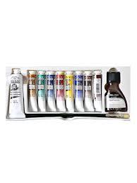 winsor u0026 newton winton oil colour studio set misterart com