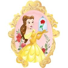 disney princess belle frame shape p38 pkt balancebest