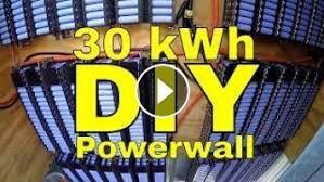 diy tesla powerwall diy how to make a tesla powerwall with lithium 18650 the batteries