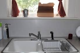 1930s Kitchen Sink Rose City Bungalow 1913 Bungalow Kitchen Faucets