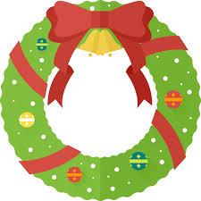 free to use u0026 public domain christmas wreath clip art