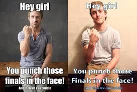 Ryan Gosling Finals Meme - so my friend looks like ryan gosling what do you guys think imgur