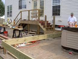 Pergola On Concrete Patio by Small Pergola With Deck Over Idea U2014 All Home Design Ideas