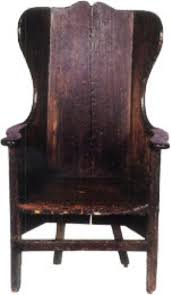 Legs For Armchairs The Evolution Of The Wingback Chair