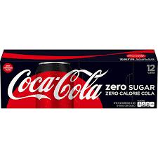 coke zero fan cam amazon com coca cola zero sugar 12 fl oz 12 pack prime pantry