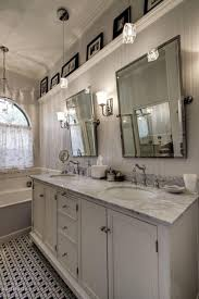 master bathroom mirror ideas best 25 brushed nickel mirror ideas on white vanity