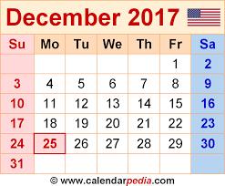 2017 calendar with holidays australia