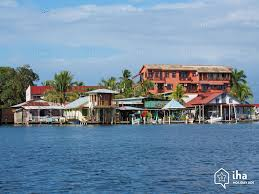 House Over Water Bocas Del Toro Rentals In A Bungalow For Your Vacations With Iha