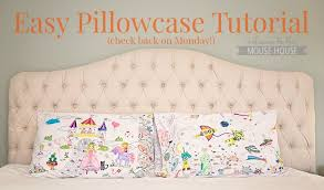 design your own pillowcase color me fabric