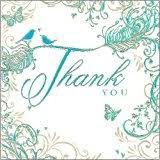 Wedding Gift Card Pack Of 36 Simon Elvin Thank You For The Wedding Gift Cards