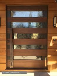 colors of wood furniture steel u0026 wood pivot doors red horse custom pivot doors