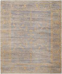 Blue And Gold Rug Gold U0026 Grey Area Rug Valencia Transitional Rugs Safavieh