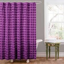 Shower Curtains Purple Purple Shower Hooks Plastic Shower Curtain Hooks Bhg Aliexpress