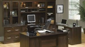 Home Office Desk With Storage by Furniture Interior Wood Storage Furniture Design By Sauder