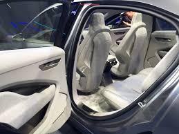 jaguar cars interior jaguar i pace chief car designer ian callum driving the nation