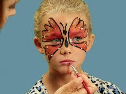 Draw Cat Face Halloween Halloween Makeup Tutorial Butterfly Hgtv