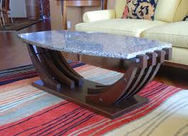 Coastal Style Coffee Tables House Style Coffee Table Nautical Beech Industrial End