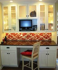 desk kitchen desk design