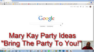 mary kay party ideas that u0027ll eliminate hosting mary kay parties
