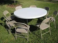 Round Table Rentals by Tent Table U0026 Chair Rentals Fort Walton Beach Fun4allinflatables Net