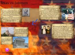 Flag Burning Supreme Court Votes Supreme Court 5 4 To In Favor Of Johnson 1989 Chi