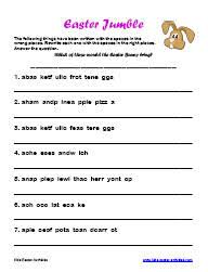 easter activities for kids easter math worksheets easter games