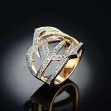 finger rings girls images China 2017 newest cute 22k gold finger rings designs for girls 39 on jpg